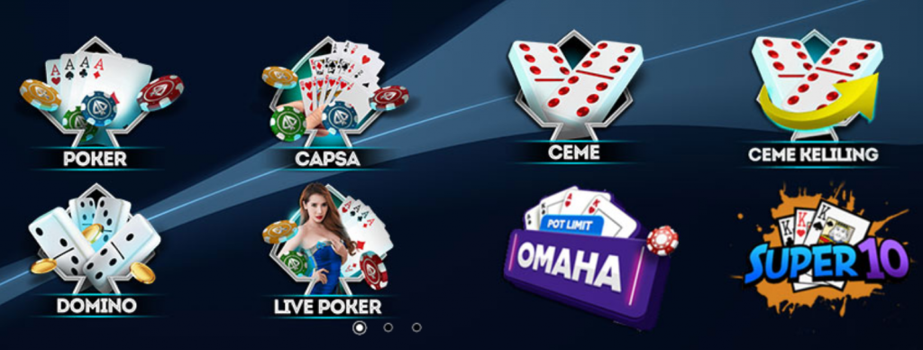 domino qq idn poker